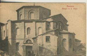 Ravenna v. 1904 Tempio di S. Vitale (AK2097)