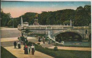 Metz v. 1913 Der Kaiser Brunnen (AK2100)