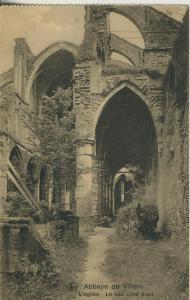 Abbaye de Villers v. 1915 Lèglise (AK2201)