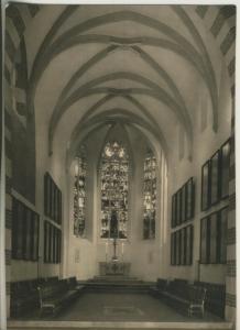Leipzig v. 1965 Thomaskirche - Altar (AK2202)