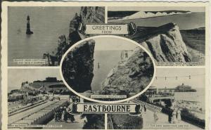 Eastboume v. 1959 5 Ansichten (AK2203)