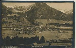Oberstdorf v. 1903 Total-Dorf-Ansicht (AK2259)