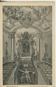 Kleinhelfendorf v. 1935 Wallfahrtskirche St. Emeran (AK2264)