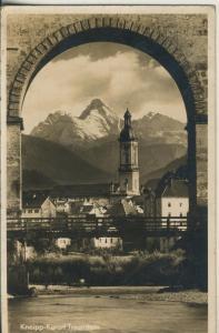 Traunstein v. 1939 Stadt-Ansicht (AK2267)
