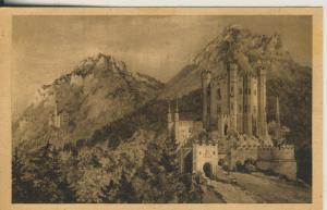 Hohenschwangau v. 1932 Schloß Neuschwanstein (AK2274)