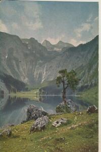 Obersee v. 1923 Salet Alpe (AK2275)
