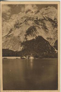 Königssee v. 1927 St. Bartholomä (AK2283)