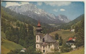 Berchtesgaden v. 1927 Maria Gern mit Unterberg (AK2286)