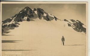 An der Reutlinger Hütte in 2400m Höhe von 1932  (AK2289)