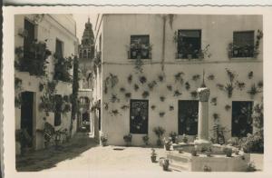 Cordoba v. 1963 Plazuela y calleja de Ias Flores (AK2435)