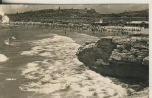 Tarragona v. 1960 Strandleben (AK2438)