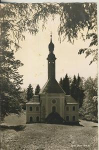 Kirchwald bei Nussdorf am Inn v. 1960 Kirche (AK2623-1)