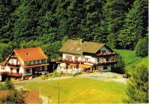 AK Bad Herrenalb, Gaistal, 1999 gelaufen mit Sondermarke+Sonderstempel