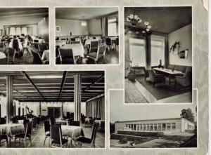 AK Heiligenstadt, Heilbad, Eichsfeld, Kulturhaus, 1966 gelaufen mit Marke