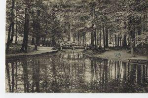 AK Kiel, Düsternbrook, Am Dianenspiegel, 1915 gelaufen ohne Marke, Feldpost