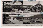 AK Königswinter, Rhein, Drachenfels, Siebengebirge, Petersberg, Ansichten, 1950 gelaufen mit Marke