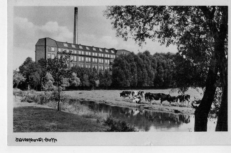 AK Wittstock, Brandenburg, Dosse, Ostprignitz, 1941 gelaufen mit Marke