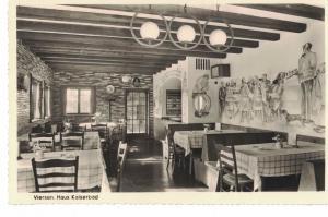 AK Viersen, Haus Kaiserbad, Gaststätte, ungelaufen, 1955