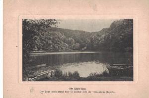 AK Eutin, Sielbeck, Ukleisee, Ugleisee, Gasthaus, ca. 1910 gelaufen ohne Marke