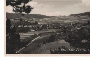 AK Sontra, Ulfen, Ansicht, 1940 gelaufen mit Marke