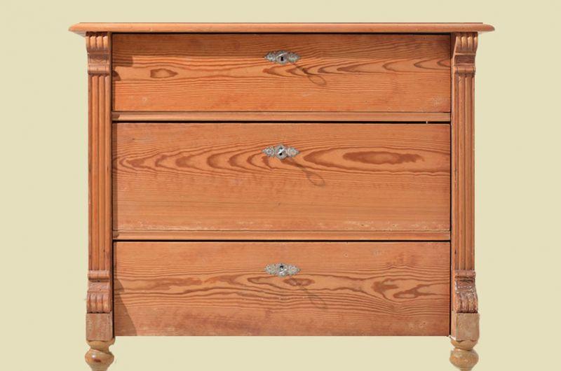 Kommode vollholz antik das beste aus wohndesign und for Kommode vollholz