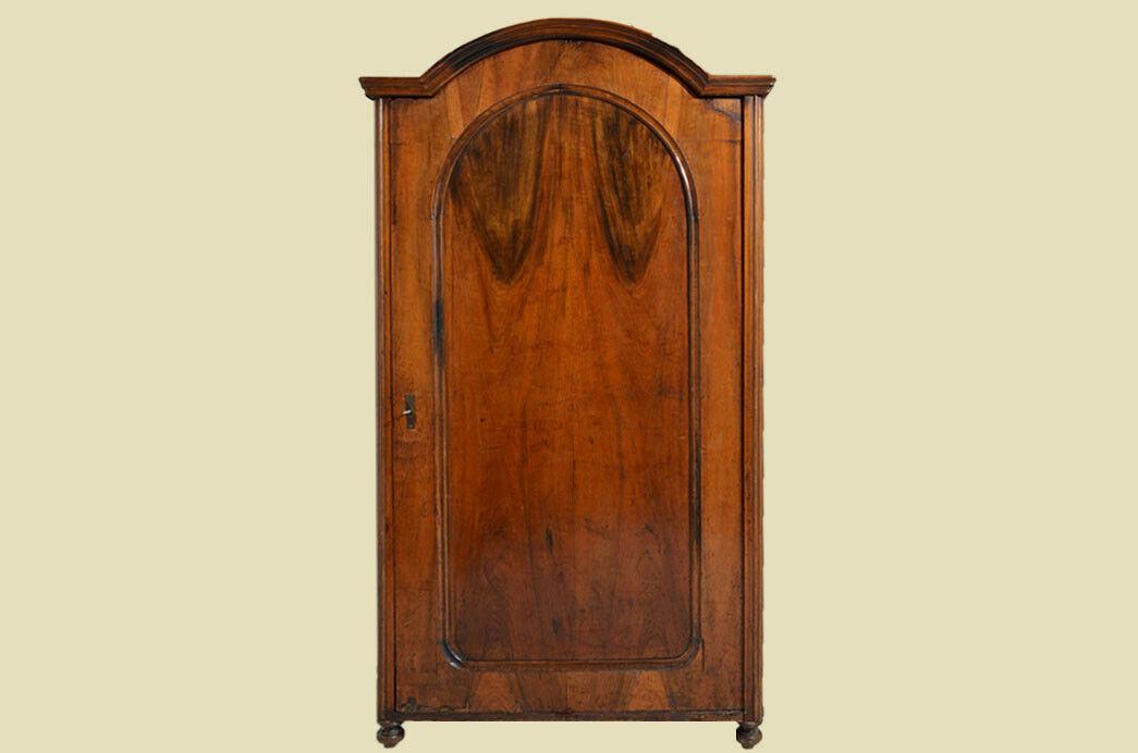 Antik Louis Philippe Wäscheschrank Kleiderschrank Schrank von 1870 1