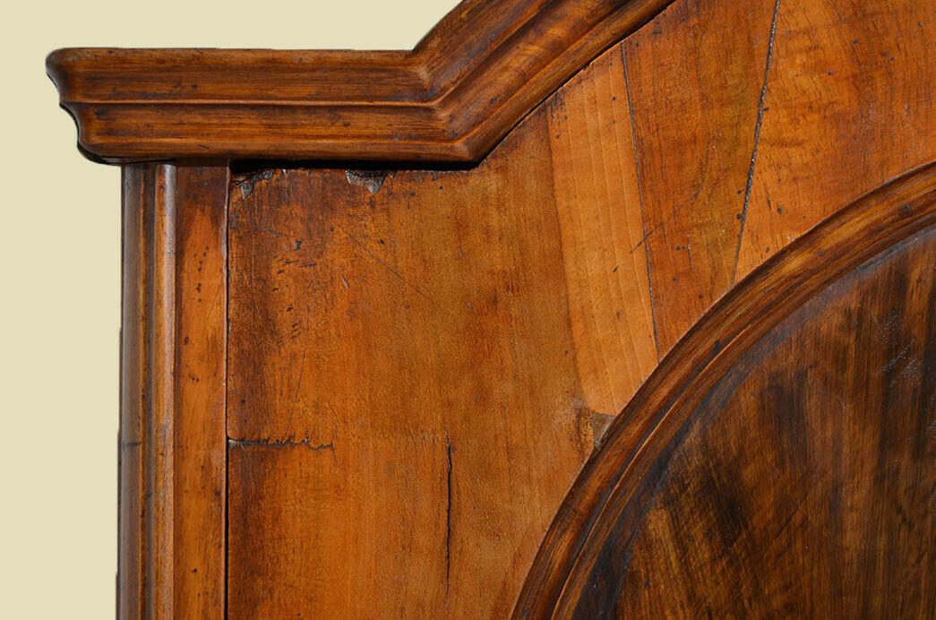 Antik Louis Philippe Wäscheschrank Kleiderschrank Schrank von 1870 7