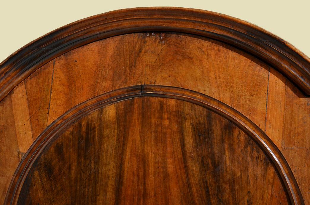 Antik Louis Philippe Wäscheschrank Kleiderschrank Schrank von 1870 8