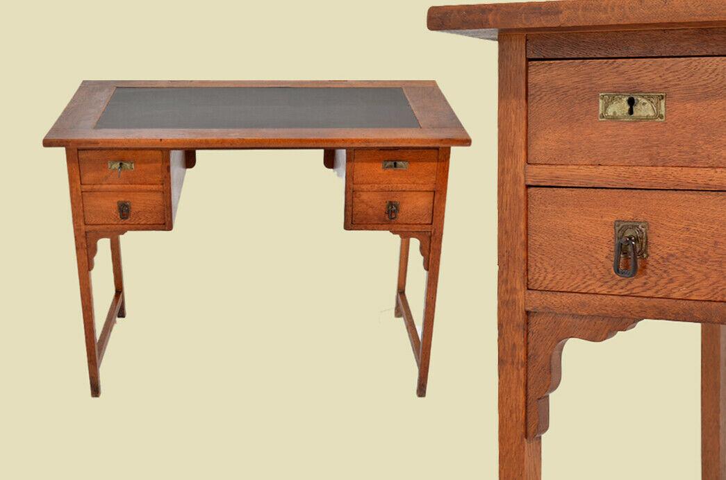 Edler Antik Jugendstil Schreibtisch Damenschreibtisch Sekretär von 1920 0