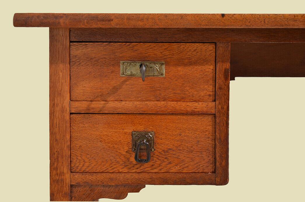 Edler Antik Jugendstil Schreibtisch Damenschreibtisch Sekretär von 1920 10