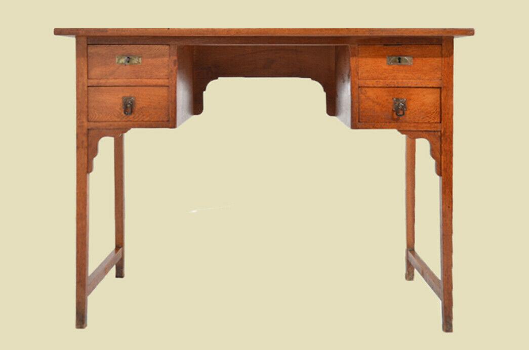 Edler Antik Jugendstil Schreibtisch Damenschreibtisch Sekretär von 1920 2
