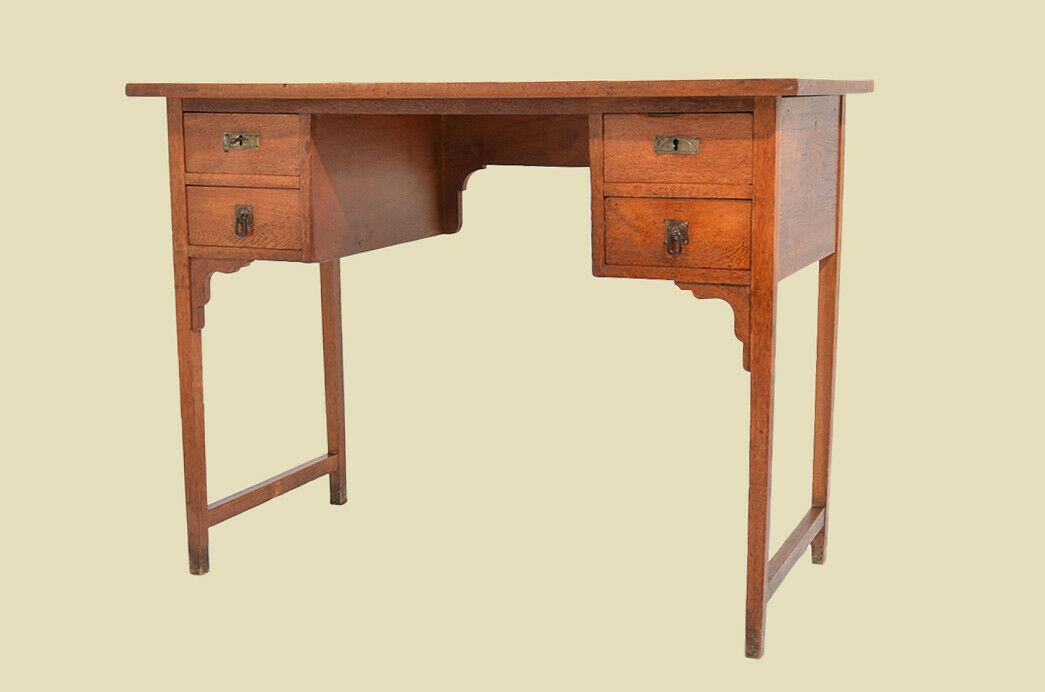 Edler Antik Jugendstil Schreibtisch Damenschreibtisch Sekretär von 1920 3