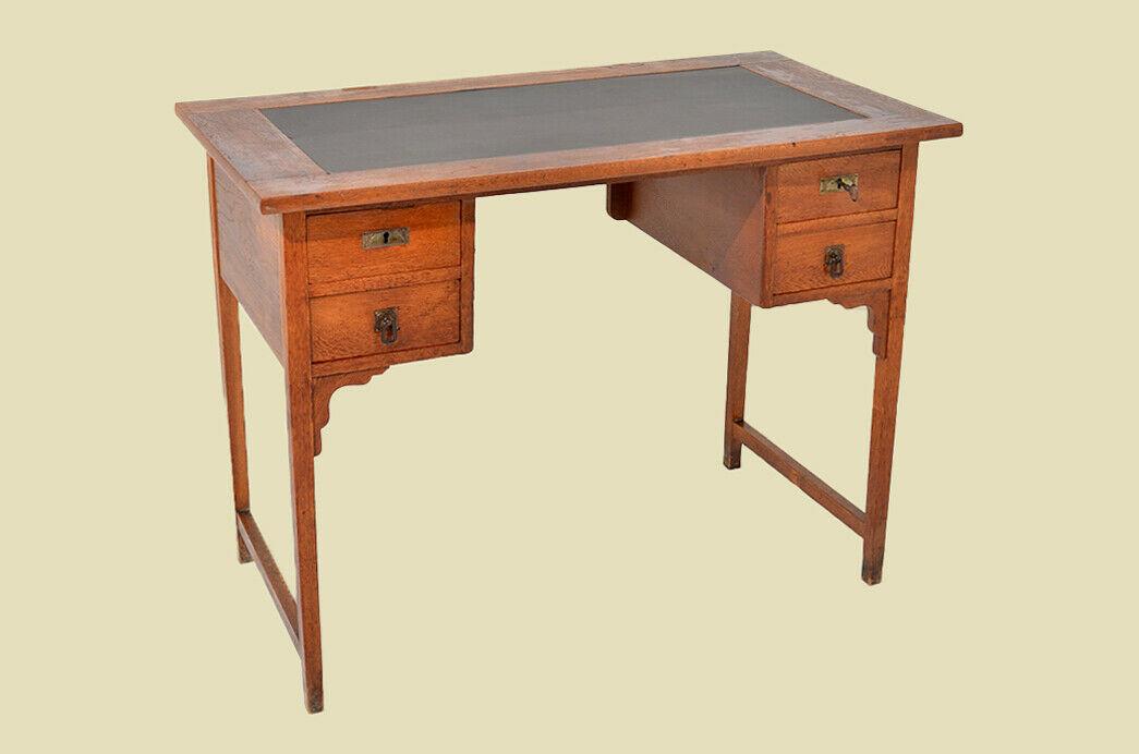Edler Antik Jugendstil Schreibtisch Damenschreibtisch Sekretär von 1920 4