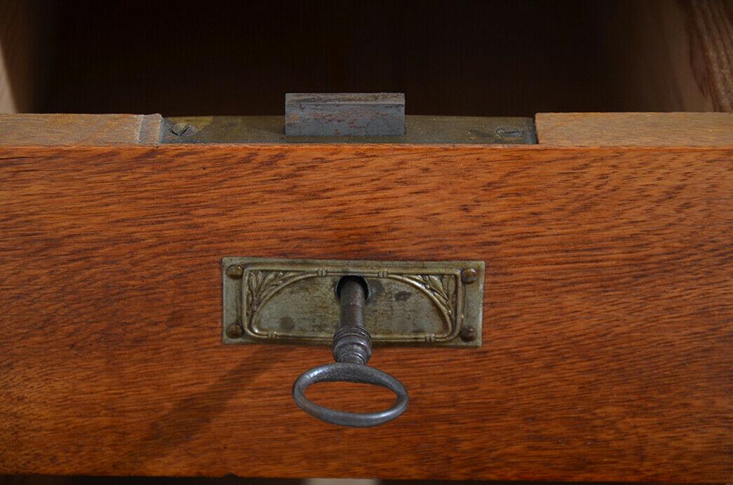 Edler Antik Jugendstil Schreibtisch Damenschreibtisch Sekretär von 1920 7