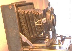 Plattenkamera ICA Universal Juwel 275