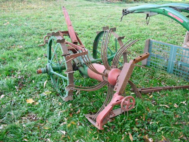 Div. museale landwirtschaftliche Arbeitsgeräte 1