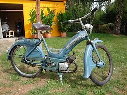 Oldtimer Moped Victoria Vicky III 0
