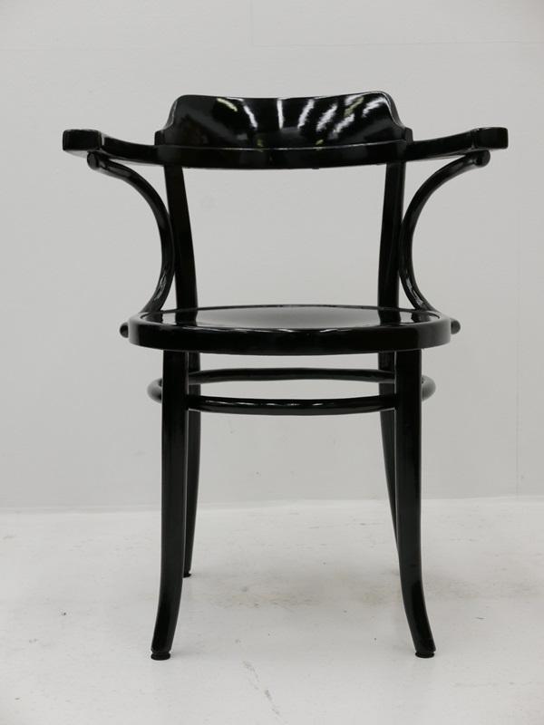 4115-Thonetsessel-Bugholz-Armlehnenstuhl-ORIGINAL THONET-Sessel-Stuhl-Kaffeehaus 1