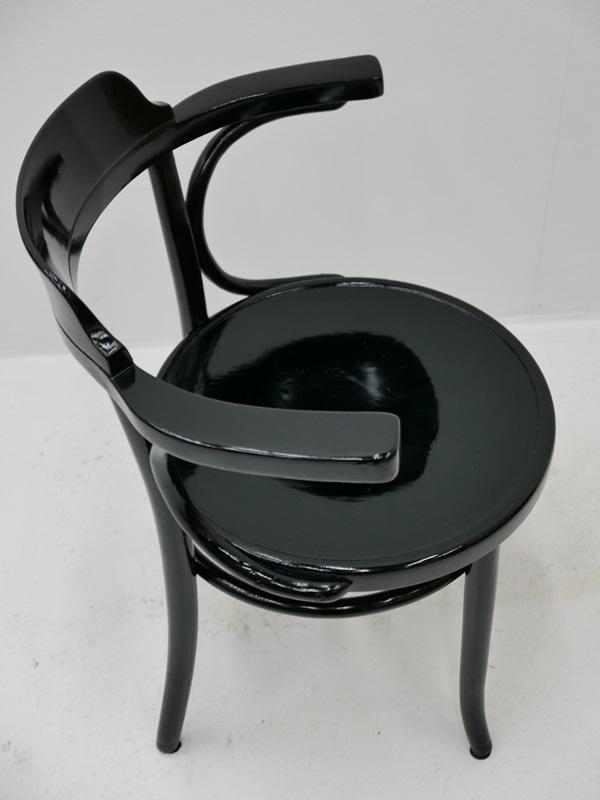 4115-Thonetsessel-Bugholz-Armlehnenstuhl-ORIGINAL THONET-Sessel-Stuhl-Kaffeehaus 5