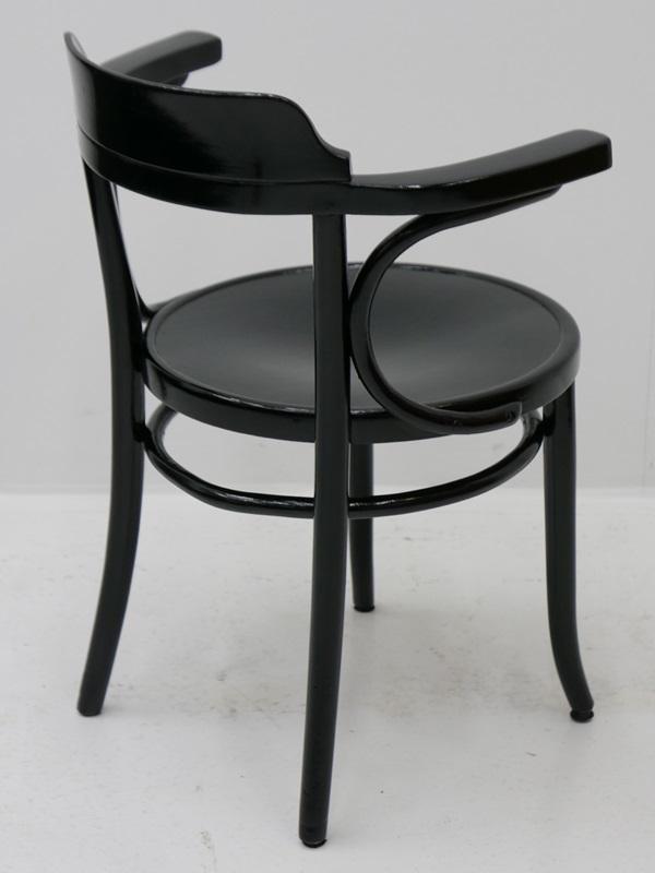 4115-Thonetsessel-Bugholz-Armlehnenstuhl-ORIGINAL THONET-Sessel-Stuhl-Kaffeehaus 6