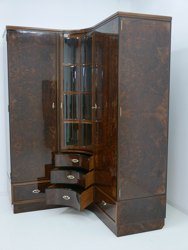 4703D-Art Deco Kasten-Schrank-Art Deco-Kleiderschrank-Kleiderkasten-Art Deco Sch 11