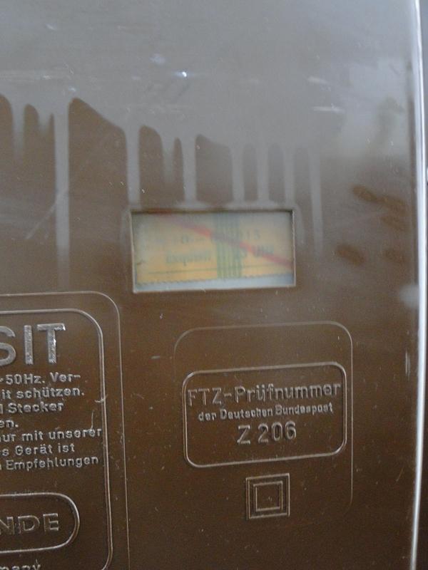 4906-Phonoschrank-Phonokasten-Radio-Sterio Exquisit-Plattenspieler-TV-Kasten-TV- 12
