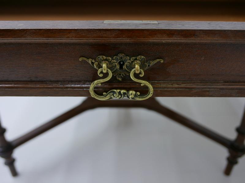 4517 ORIGINAL PFEIFERL BAROCK Spieltisch Tisch Pfeiferl Barock Wohnzimmer 1
