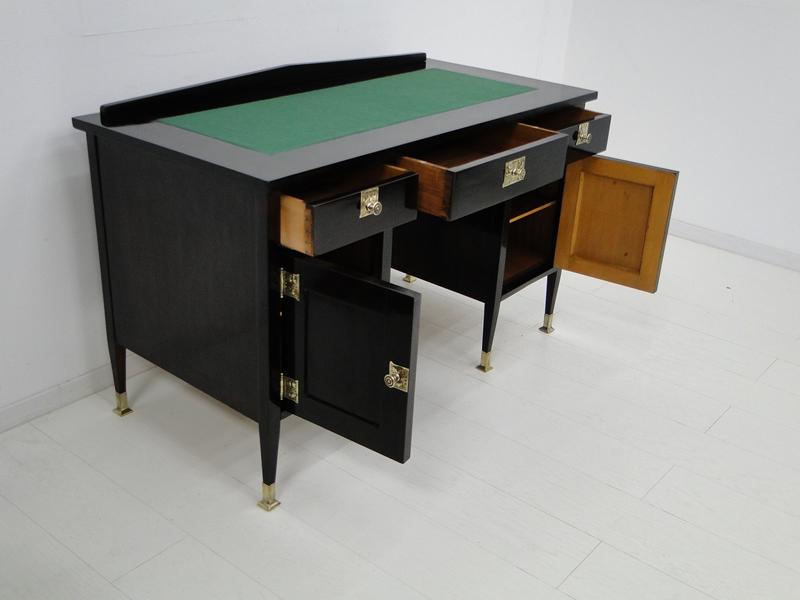 4954D-Jugendstilschreibtisch-Schreibtisch-Jugendstil-Schreibmöbel-Herrenschreibt 5