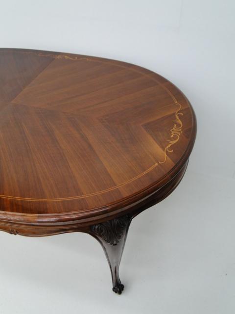 2923-Barockstiltisch-Tisch-Salontisch-Barockstil-Beistelltisch-Couchtisch-Stil 1