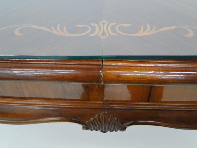 2923-Barockstiltisch-Tisch-Salontisch-Barockstil-Beistelltisch-Couchtisch-Stil 3