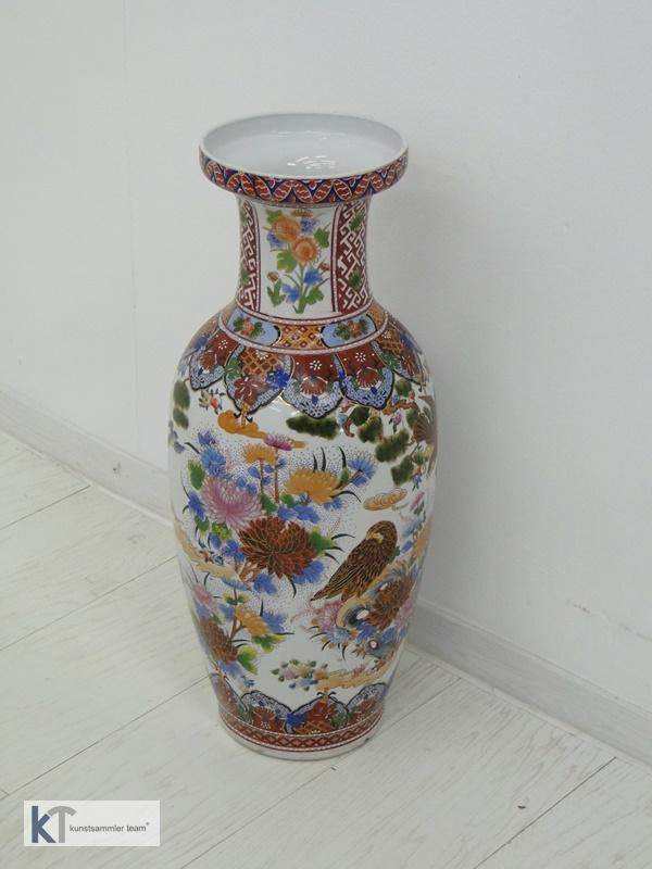 5393-Vase-Porzellan-Blumenvase-Porzellanvase-Dekorstück-Porzellanblumenvase- 0