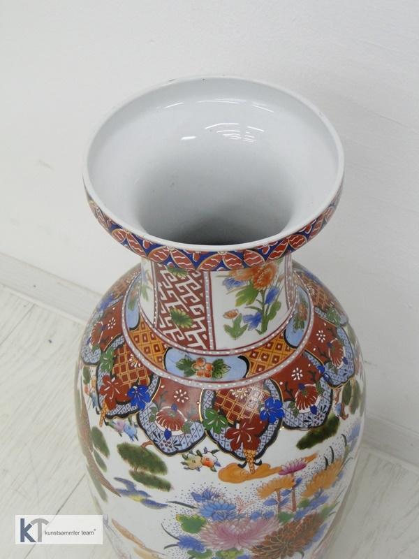 5393-Vase-Porzellan-Blumenvase-Porzellanvase-Dekorstück-Porzellanblumenvase- 2