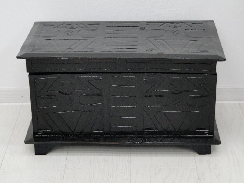 5199-Truhe-Schatztruhe-Kiste-Schatzkiste-lateinamerikanische Truhe-Schmuckkästc 0