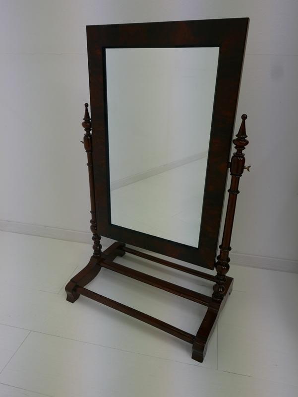 3671-Biedermeierspiegel-Spiegel-ORIGINAL Biedermeier-Vorzimmerspiegel-Biedermeie 0